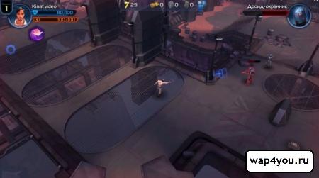 Скриншот Звездные войны: Восстание