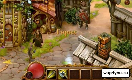 Скриншот игры Гильдия Героев на Андроид