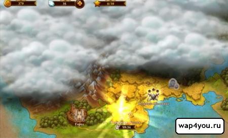 Скриншот игры Гильдия Героев
