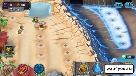 Скриншот Goblin Defenders 2