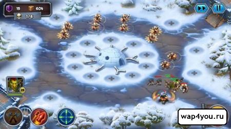 Скриншот игры Goblin Defenders 2