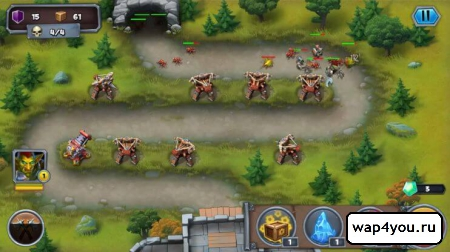 Скриншот Goblin Defenders 2 для андроид
