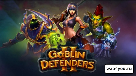 Обложка Goblin Defenders 2