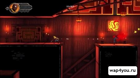 Скриншот Shadow Blade на андроид
