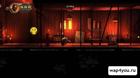 Скриншот игры Shadow Blade