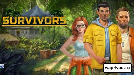 Обложка Survivors: Остаться в живых