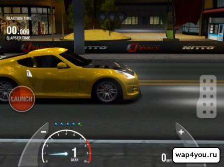 Скриншот игры Racing Rivals