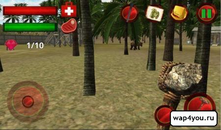Скриншот Остров выживания на Андроид