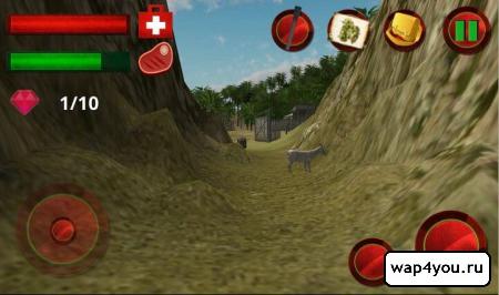 Скриншот Survival Island на Андроид