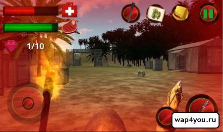 Скриншот игры Survival Island