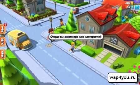Скриншот Toysburg для android