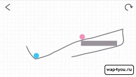 Скриншот Brain Dots на андроид