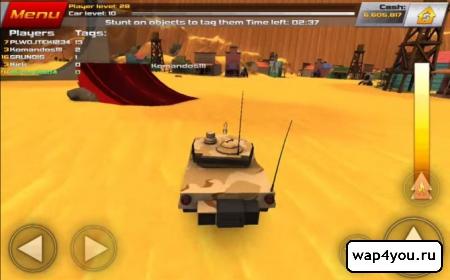 Скриншот Crash Drive 2 для android
