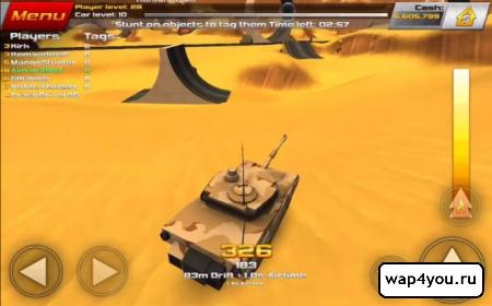 Скриншот Crash Drive 2 на андроид