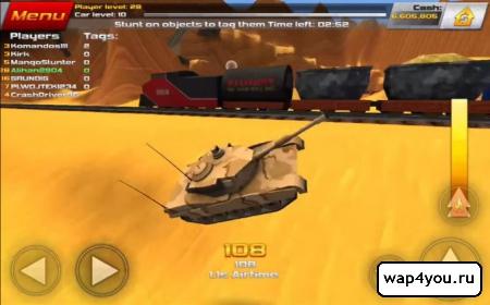 Скриншот Crash Drive 2
