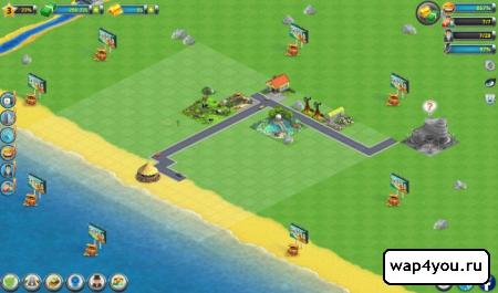 Скриншот игры City Island 2 - Building Story
