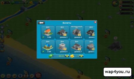 Скриншот City Island 2 - Building Story для android