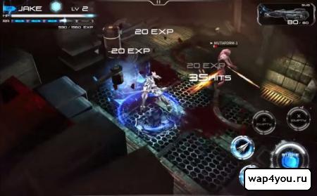 Скриншот Implosion - Never Lose Hope для android