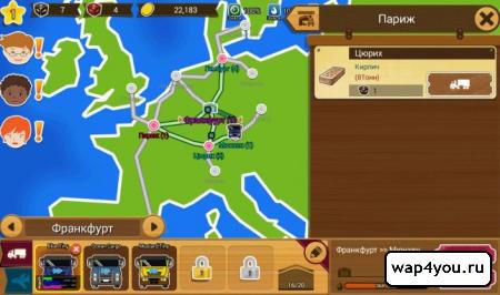 Скриншот Logis Tycoon Evolution на андроид