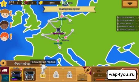 Скриншот игры Logis Tycoon Evolution