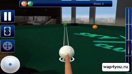 Скриншот Sky Cue Club: Pool & Snooker
