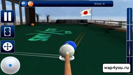 Скриншот Sky Cue Club: Pool & Snooker на андроид