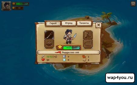 Скриншот Braveland Pirate
