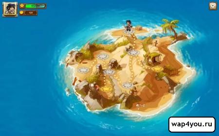 Скриншот игры Braveland Pirate