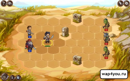 Скриншот Braveland Pirate для android