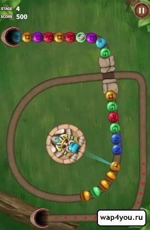 Скриншот Мраморный король на андроид