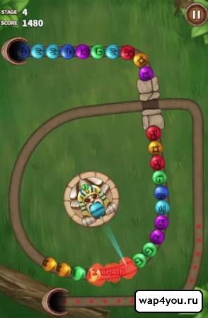 Скриншот Мраморный король для android
