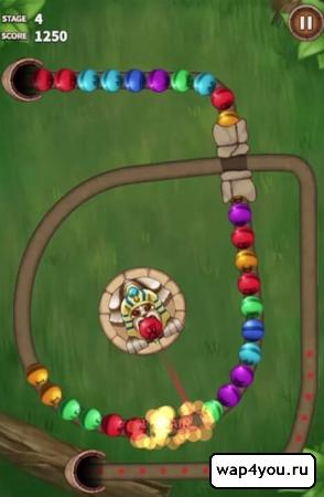 Скриншот игры Мраморный король