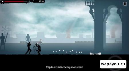Скриншот игры Dark Lands