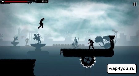 Скриншот Dark Lands для android