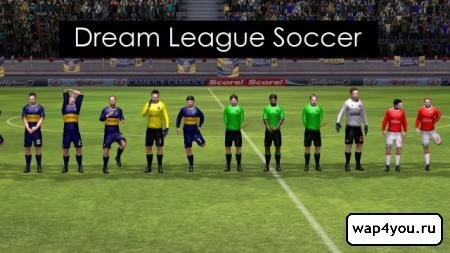 Обложка Dream League Soccer