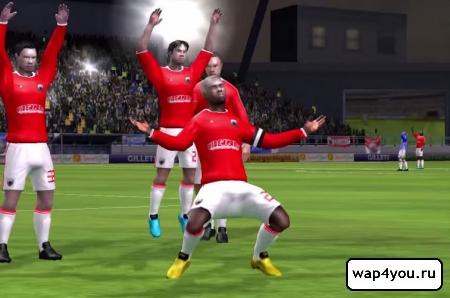 Скриншот Dream League Soccer
