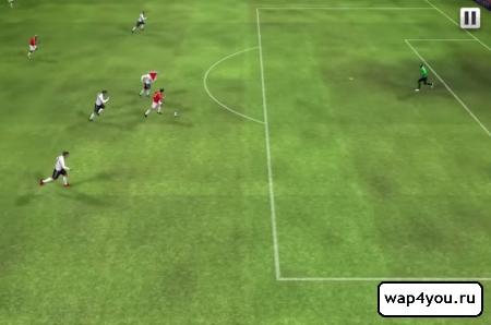 Скриншот Dream League Soccer для андроид