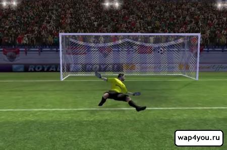 Скриншот Dream League Soccer для android