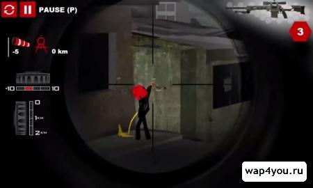 Скриншот игры Stick Squad