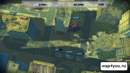 Скриншот игры Anomaly Korea