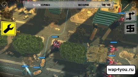 Скриншот Anomaly Korea