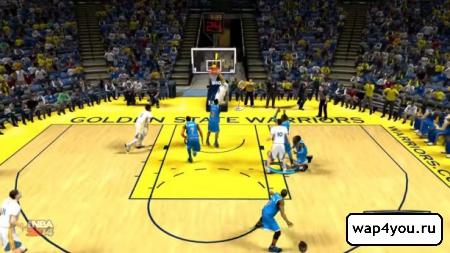 Скриншот NBA 2K14 на андроид