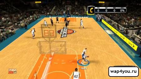Скриншот NBA 2K14 для android