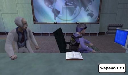 Скриншот игры Half-Life