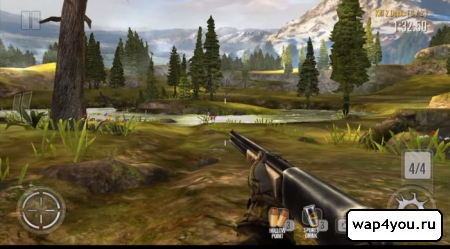 DEER HUNTER 2014 скриншот