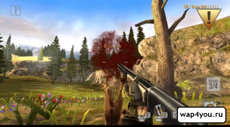 Скриншот DEER HUNTER 2014