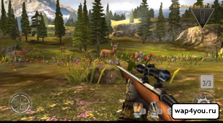 Скриншот игры DEER HUNTER 2014