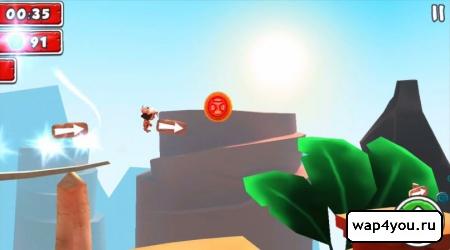 Скриншот игры Manuganu 2