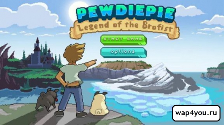 Обложка PewDiePie: Legend of Brofist