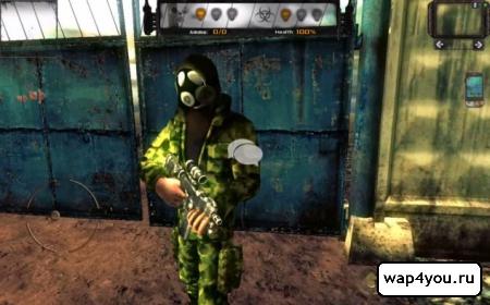 Скриншот игры Z.O.N.A Project X